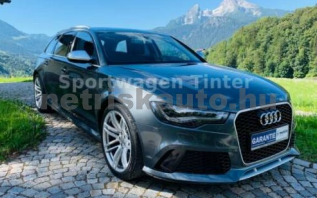 AUDI RS6 személygépkocsi - 3993cm3 Benzin 55199 2/7