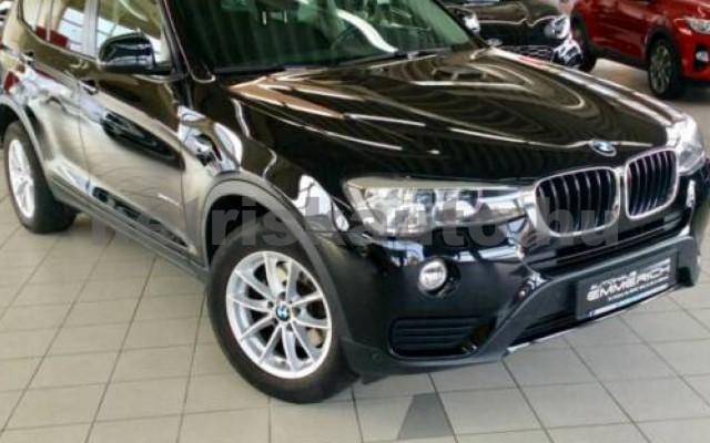 BMW X3 személygépkocsi - 1995cm3 Diesel 55731 5/7