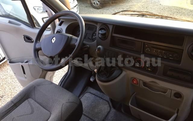 RENAULT Master 2.5 dCi L2H1 tehergépkocsi 3,5t össztömegig - 2463cm3 Diesel 27402 8/12