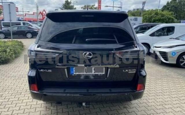 LEXUS LX 570 személygépkocsi - 5663cm3 Benzin 110687 3/12