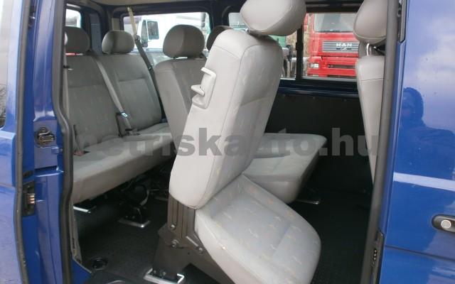 VW TRANSPORTER T5 1.9 TDI Mikrobusz 9 FŐS KISBUSZ,KLÍMA,SZERVIZKÖNYV személygépkocsi - 1896cm3 Diesel 42309 8/9