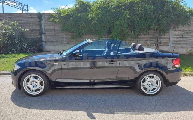 BMW 118d CABRIO személygépkocsi - 1995cm3 Diesel 52561 5/25
