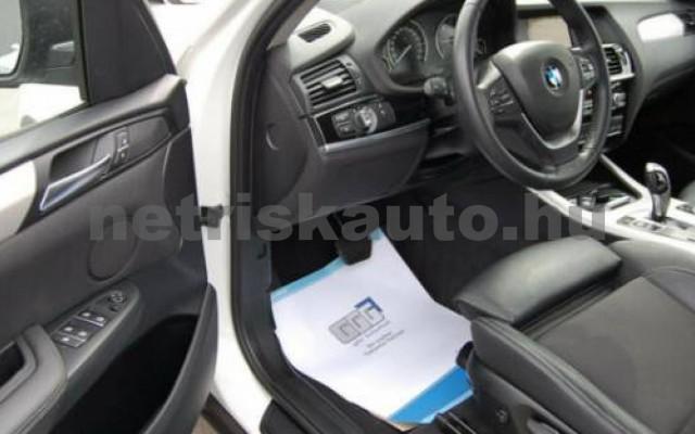 BMW X3 személygépkocsi - 1995cm3 Diesel 55727 6/7