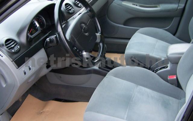 CHEVROLET Lacetti 1.6 16V Elite személygépkocsi - 1598cm3 Benzin 44612 7/12