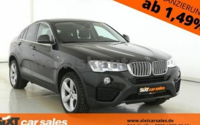 BMW X4 személygépkocsi - 2993cm3 Diesel 43098 3/7