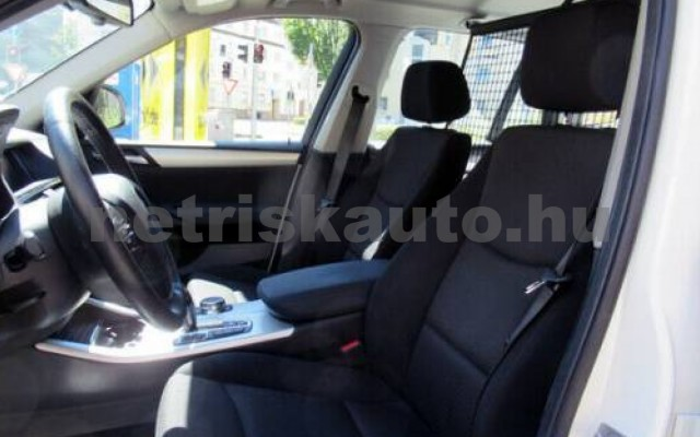 BMW X3 személygépkocsi - 2000cm3 Diesel 55723 4/7