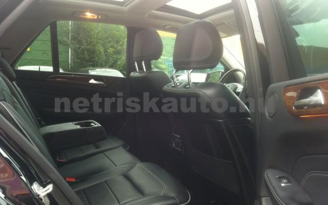 MERCEDES-BENZ M-osztály ML 500 BlueEFFICIENCY Aut. személygépkocsi - 4663cm3 Benzin 20168 8/12