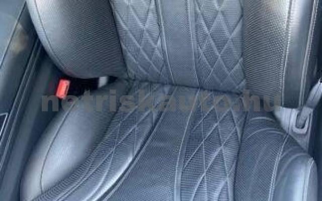 S 63 AMG személygépkocsi - 3982cm3 Benzin 106139 10/12