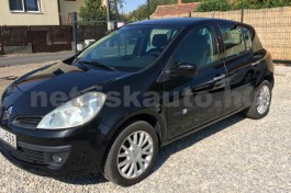 RENAULT Clio 1.5 dCi Monaco személygépkocsi - 1461cm3 Diesel 44696