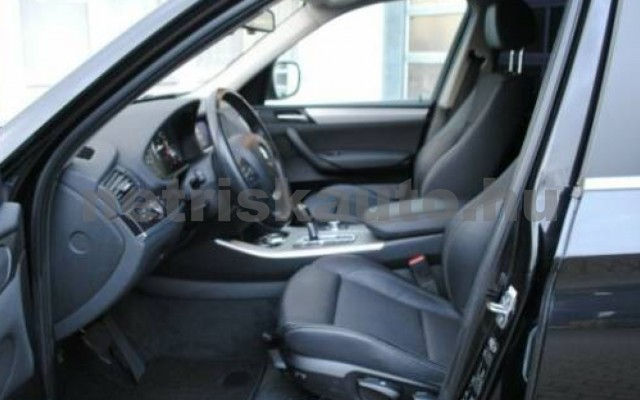 BMW X3 személygépkocsi - 2993cm3 Diesel 55745 6/7