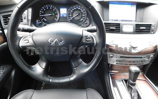 INFINITI Q70 3.5 V6 Hybrid Premium Tech Aut. személygépkocsi - 3498cm3 Hybrid 27439 7/12