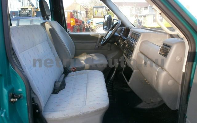 VW Transporter 2.5 7DM 1T2 tehergépkocsi 3,5t össztömegig - 2461cm3 Diesel 19907 8/9