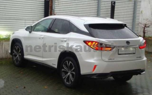 LEXUS RX 450 személygépkocsi - 3456cm3 Hybrid 43524 3/7