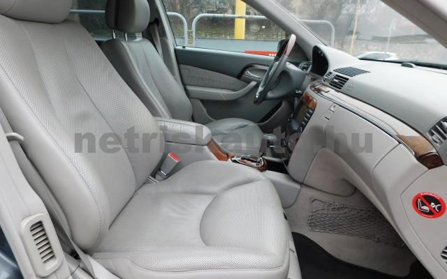 MERCEDES-BENZ S-osztály S 500 L 4Matic Aut. személygépkocsi - 4966cm3 Benzin 27432 9/12
