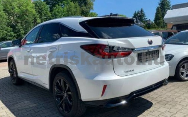 LEXUS RX 450 személygépkocsi - 3456cm3 Hybrid 110630 5/12
