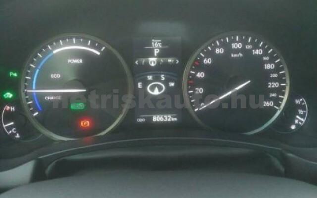 LEXUS NX 300 személygépkocsi - 2494cm3 Hybrid 43513 7/7