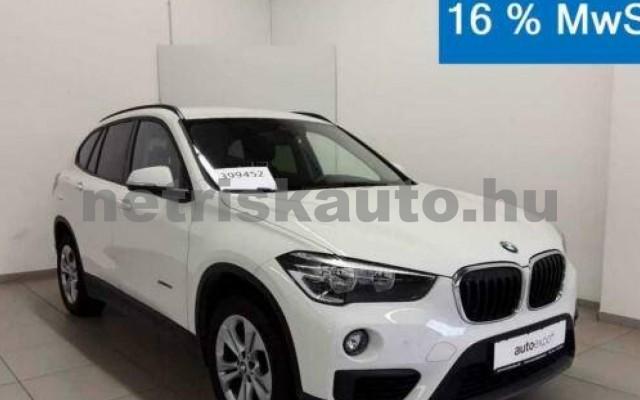 BMW X1 X1 sDrive18i DKG személygépkocsi - 1499cm3 Benzin 55716 2/7