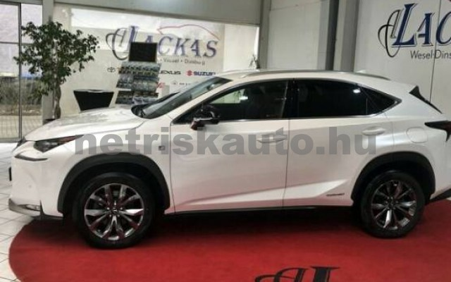 LEXUS NX 300 személygépkocsi - 2494cm3 Hybrid 43514 3/7