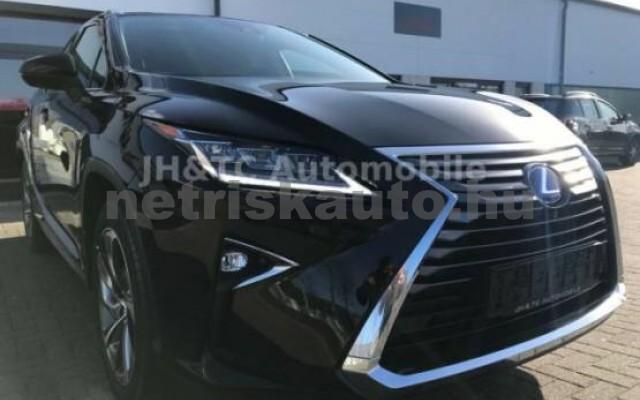 LEXUS RX 450 személygépkocsi - 3456cm3 Hybrid 43527 2/7