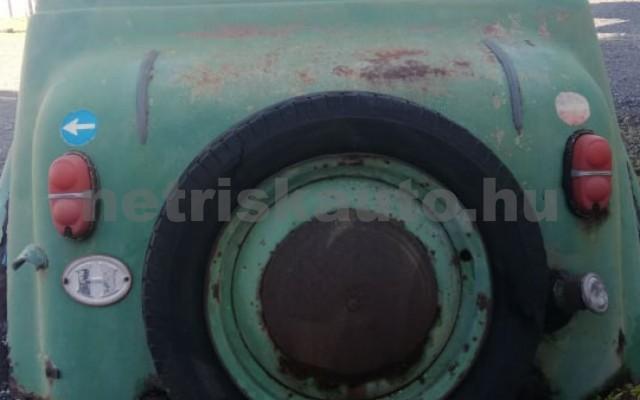 MOSZKVICS 401 személygépkocsi - 1070cm3 Benzin 44880 8/10