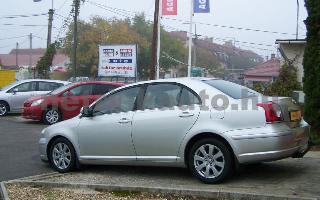 TOYOTA Avensis 1.8 Sol Plus személygépkocsi - 1794cm3 Benzin 69406 3/10