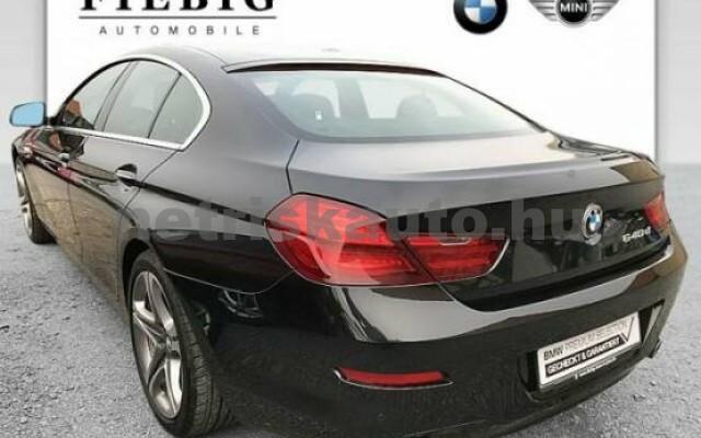BMW 640 Gran Coupé személygépkocsi - 2993cm3 Diesel 42921 7/7