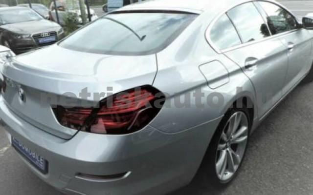BMW 640 Gran Coupé személygépkocsi - 2993cm3 Diesel 55599 4/7