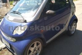 SMART Fortwo 0.6 Smart & Pulse Softip személygépkocsi - 599cm3 Benzin 14709
