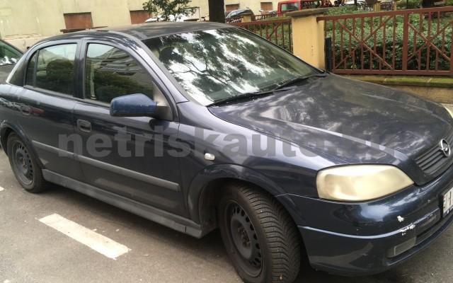 OPEL Astra 1.4 16V Comfort személygépkocsi - 1388cm3 Benzin 64573 8/12