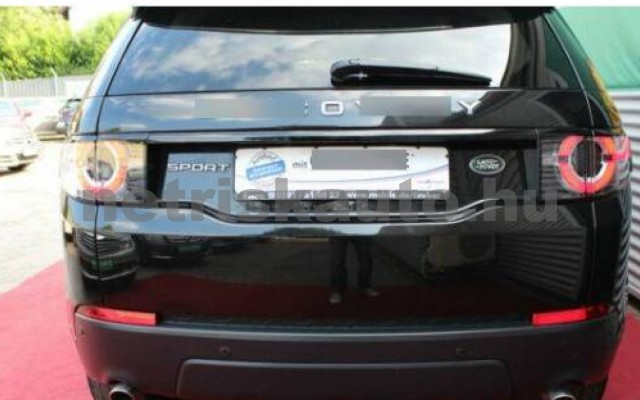 Discovery Sport személygépkocsi - 1999cm3 Diesel 105548 6/12