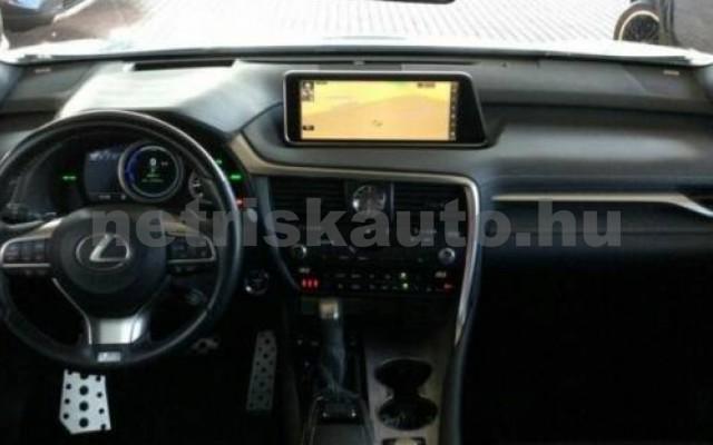 LEXUS RX 450 személygépkocsi - 3456cm3 Hybrid 110640 8/9