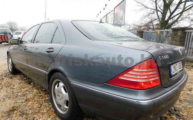 MERCEDES-BENZ S-osztály S 500 L 4Matic Aut. személygépkocsi - 4966cm3 Benzin 27432 3/12