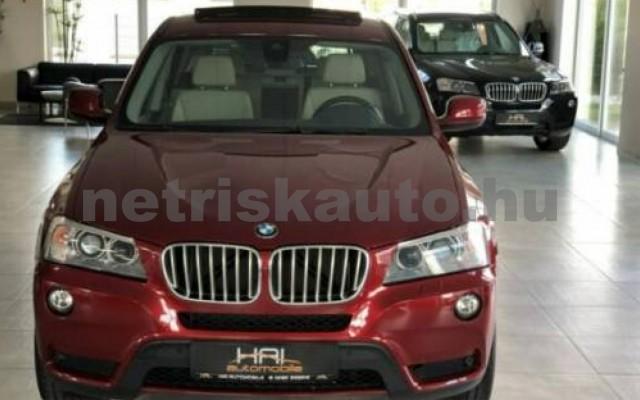 BMW X3 személygépkocsi - 2993cm3 Diesel 55730 7/7