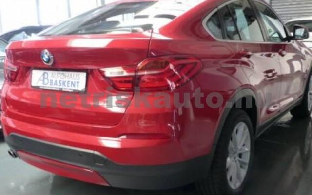 BMW X4 személygépkocsi - 1995cm3 Diesel 55744 5/7