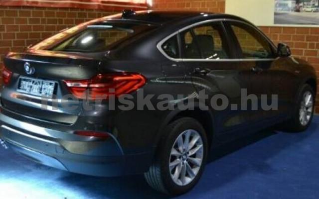 BMW X4 személygépkocsi - 2993cm3 Diesel 55748 7/7