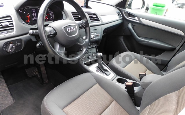 AUDI Q3 2.0 TDI DPF quattro S-tronic személygépkocsi - 1968cm3 Diesel 109046 5/12