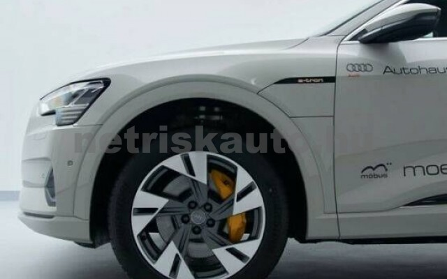 AUDI e-tron személygépkocsi - 2000cm3 Kizárólag elektromos 42568 6/7