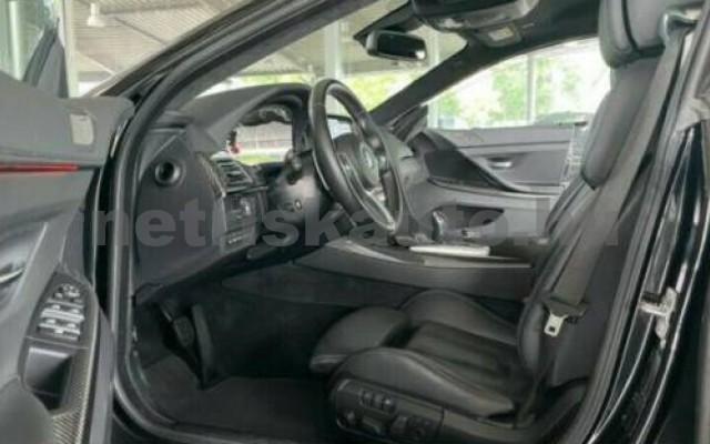 BMW M6 személygépkocsi - 4395cm3 Benzin 105367 9/12