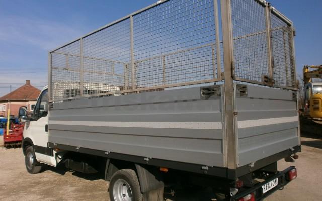 IVECO 35 35 C 15 3750 tehergépkocsi 3,5t össztömegig - 2998cm3 Diesel 27400 2/8