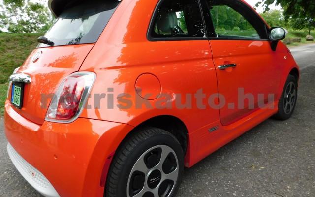 FIAT 500e 500e Aut. személygépkocsi - cm3 Kizárólag elektromos 23870 12/12