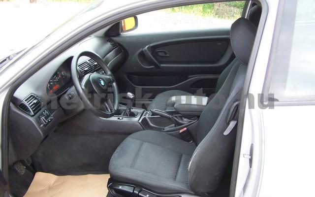 BMW 3-as sorozat 316ti Compact személygépkocsi - 1596cm3 Benzin 44609 7/12