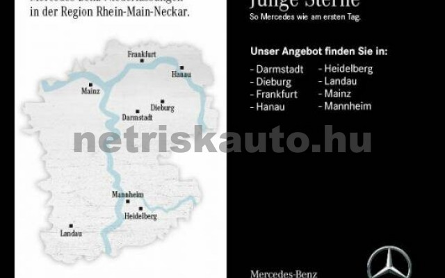 MERCEDES-BENZ E 250 személygépkocsi - 2143cm3 Diesel 43744 5/6