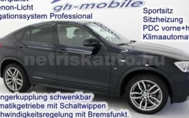 BMW X4 személygépkocsi - 1995cm3 Diesel 55769 4/7