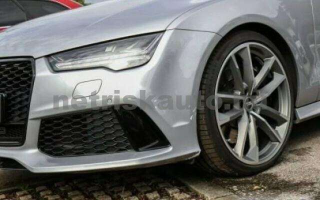 AUDI RS7 személygépkocsi - 3993cm3 Benzin 42507 6/7