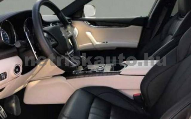 MASERATI Quattroporte személygépkocsi - 2987cm3 Diesel 110753 8/12