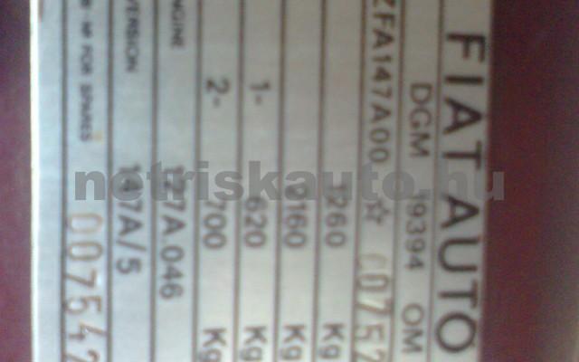 FIAT 127-147 A/5 személygépkocsi - 1049cm3 Benzin 106549 4/7