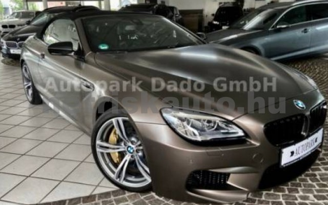 BMW M6 személygépkocsi - 4395cm3 Benzin 55695 3/7