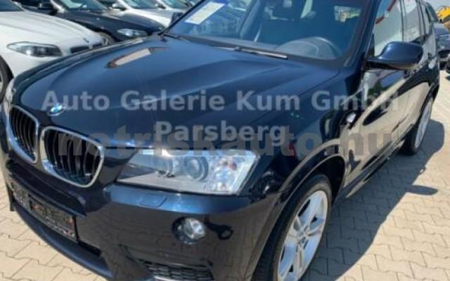 BMW X3 személygépkocsi - 1995cm3 Diesel 55749 2/7