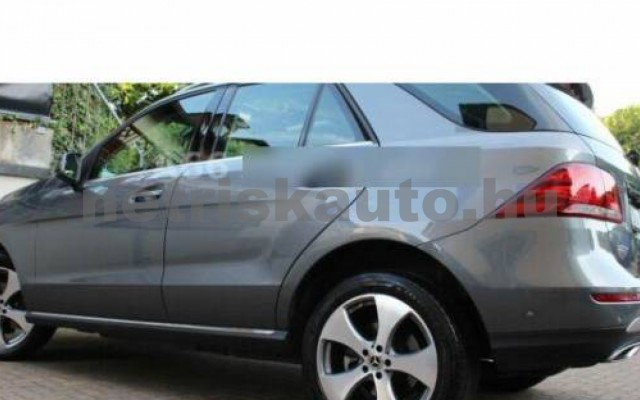 MERCEDES-BENZ GLE 350 személygépkocsi - 2987cm3 Diesel 106032 10/12