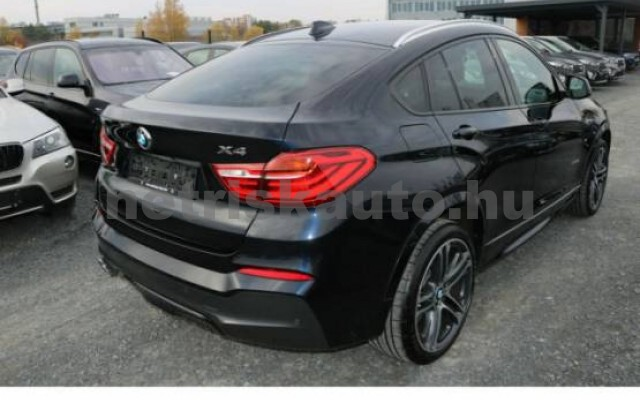 BMW X4 személygépkocsi - 2993cm3 Diesel 43096 3/7